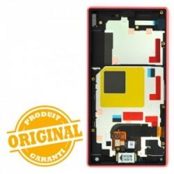 Bloc écran corail avec châssis pour Sony Xperia Z5 Compact photo 3