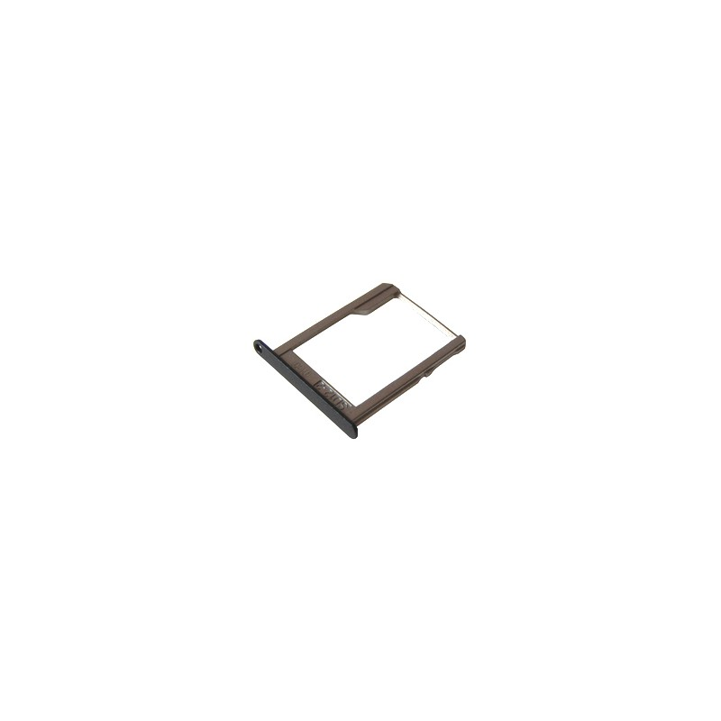 Rack tiroir carte mémoire Micro SD NOIR pour Samsung Galaxy A3, A5 et A7 photo 2