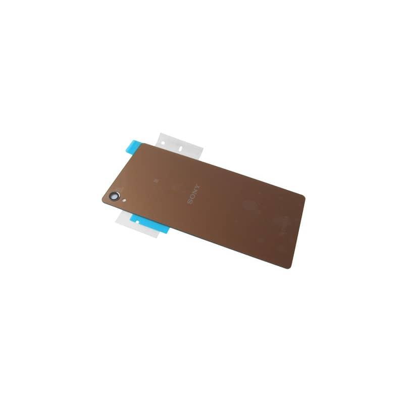 Vitre arrière Cuivre pour Sony Xperia Z3 photo 2