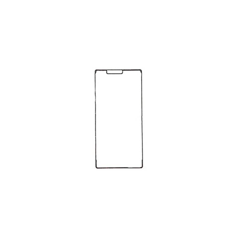 Sticker de vitre AVANT pour Sony Xperia Z3 photo 2