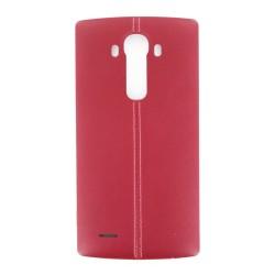 Coque arrière Rouge pour LG G4 photo 2