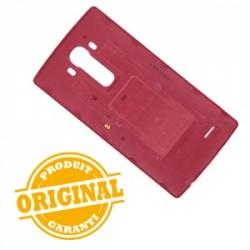 Coque arrière Rouge pour LG G4 photo 3