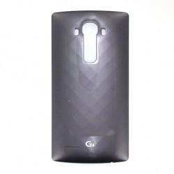 Coque arrière Titane pour LG G4 photo 2