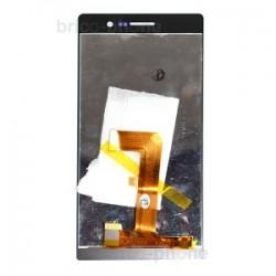 Ecran noir avec vitre et LCD pour Huawei P7 photo 3
