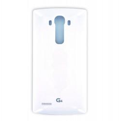 Coque arrière Blanche pour LG G4 photo 2