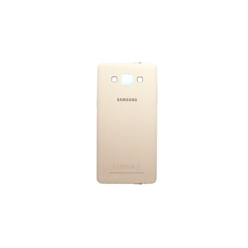 Coque arrière Blanche avec châssis pour Samsung Galaxy A5 photo 2
