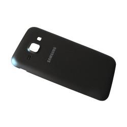 Coque arrière NOIRE pour Samsung Galaxy J1 photo 2