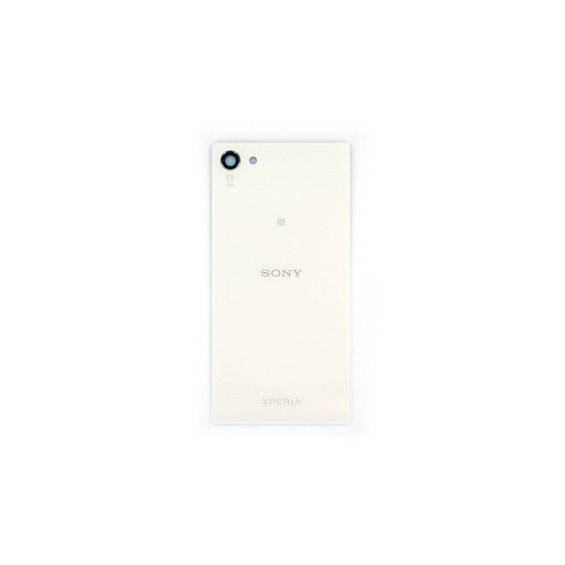Vitre arrière blanche pour Sony Xperia Z5 Compact photo 2