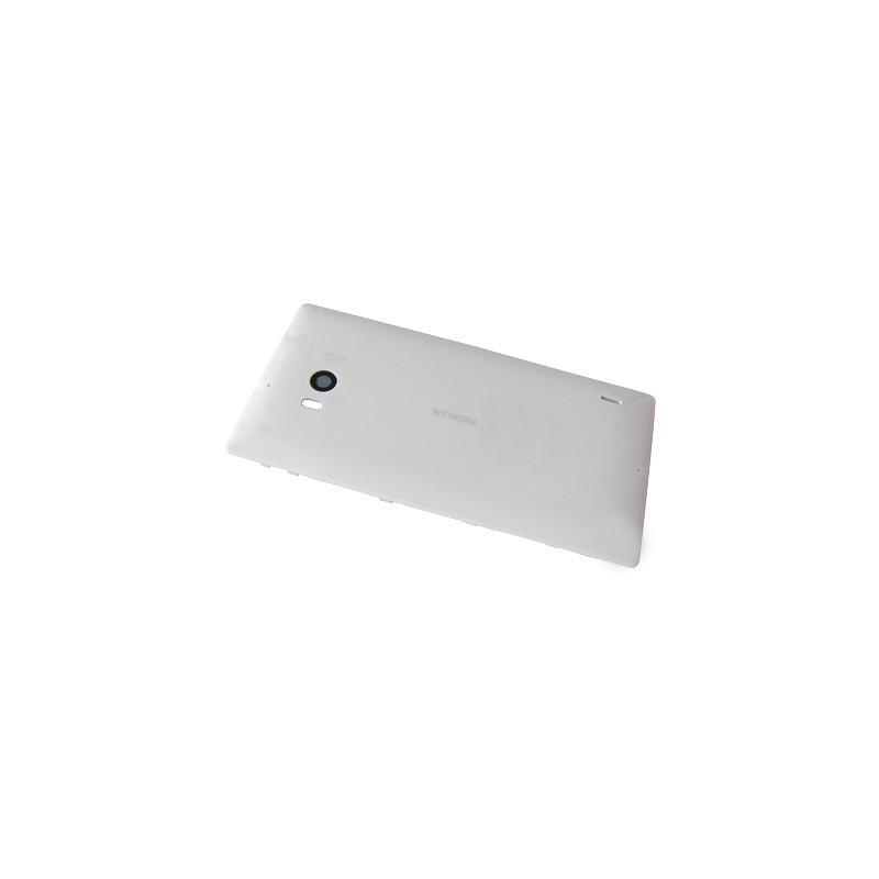 Coque arrière BLANCHE pour Nokia Lumia 930 photo 2