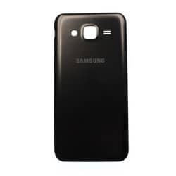 Coque arrière NOIRE pour Samsung Galaxy J5 photo 2