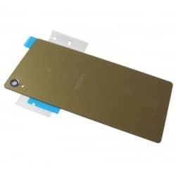 Vitre arrière Gold pour Sony Xperia Z5 / Z5 Dual photo 2