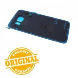 Vitre arrière Gold pour Samsung Galaxy S6 Edge Plus photo 3