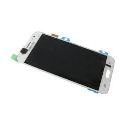 Ecran Blanc Amoled avec vitre prémontée pour Samsung Galaxy J5 photo 2
