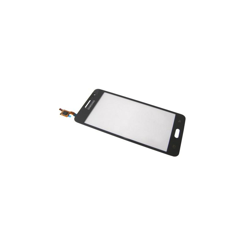 Vitre tactile NOIRE pour Samsung Galaxy Grand Prime Value Edition photo 2