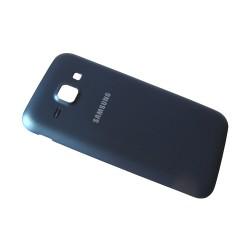 Coque arrière BLEUE pour Samsung Galaxy J1 photo 2