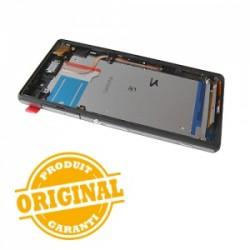 Bloc écran noir avec châssis pour Sony Xperia Z2 photo 3