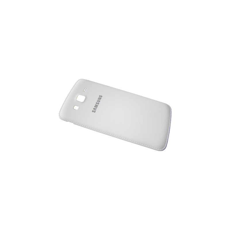 Coque arrière BLANCHE pour Samsung Galaxy Grand 2/ Grand 2 LTE photo 2