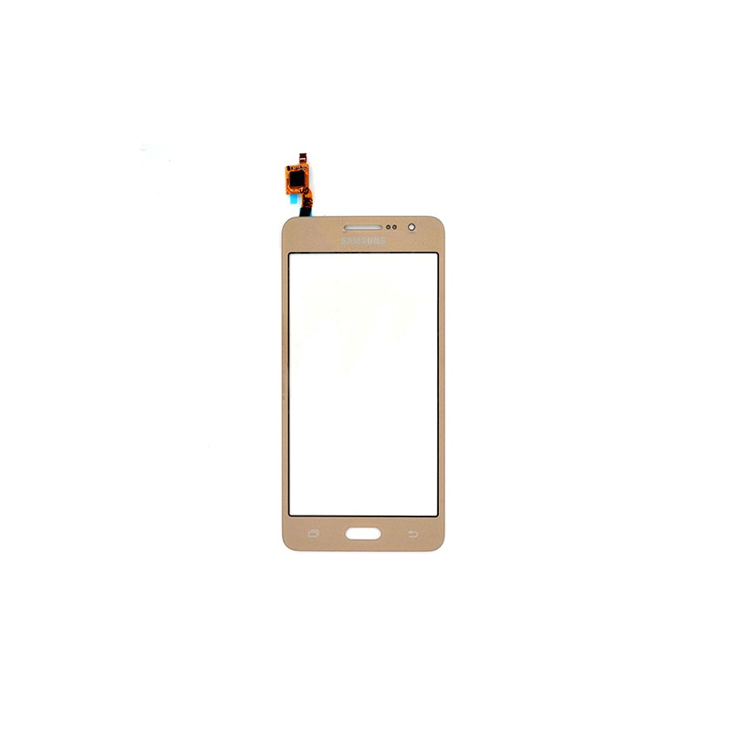 Vitre tactile GOLD pour Samsung Galaxy Grand Prime Value Edition photo 2