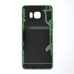 Vitre arrière Noire pour Samsung Galaxy S6 Edge Plus photo 3
