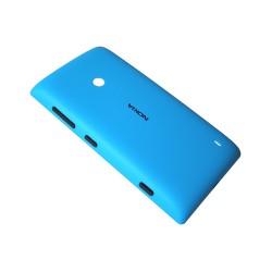 Coque arrière BLEUE pour Microsoft Nokia Lumia 520 photo 2