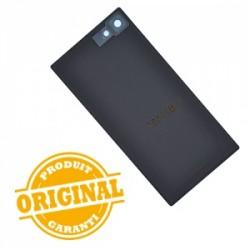 Vitre arrière noire pour Sony Xperia Z5 Compact photo 3