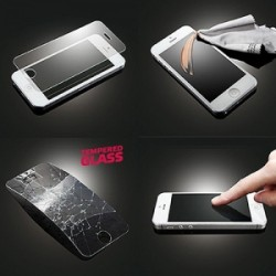 Pack de 10 protecteurs en verre trempé pour iPhone 4 et 4S photo 4