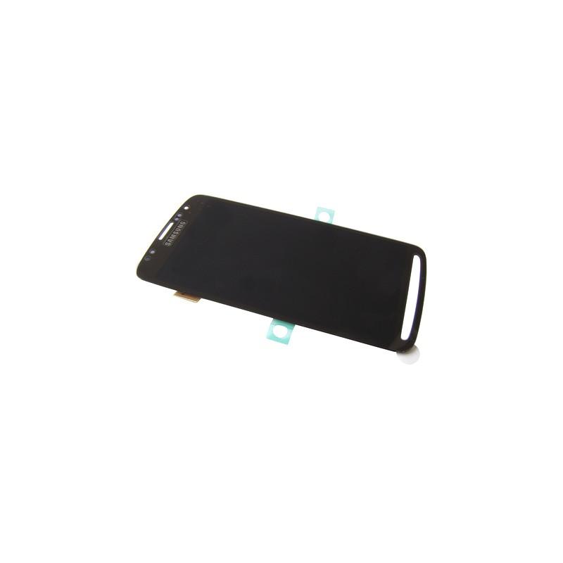 Ecran NOIR COMPLET prémonté sur chassis pour Samsung Galaxy S4 Active photo 2