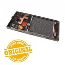 Bloc Ecran Noir avec chassis pour NOKIA Lumia 830 photo 3