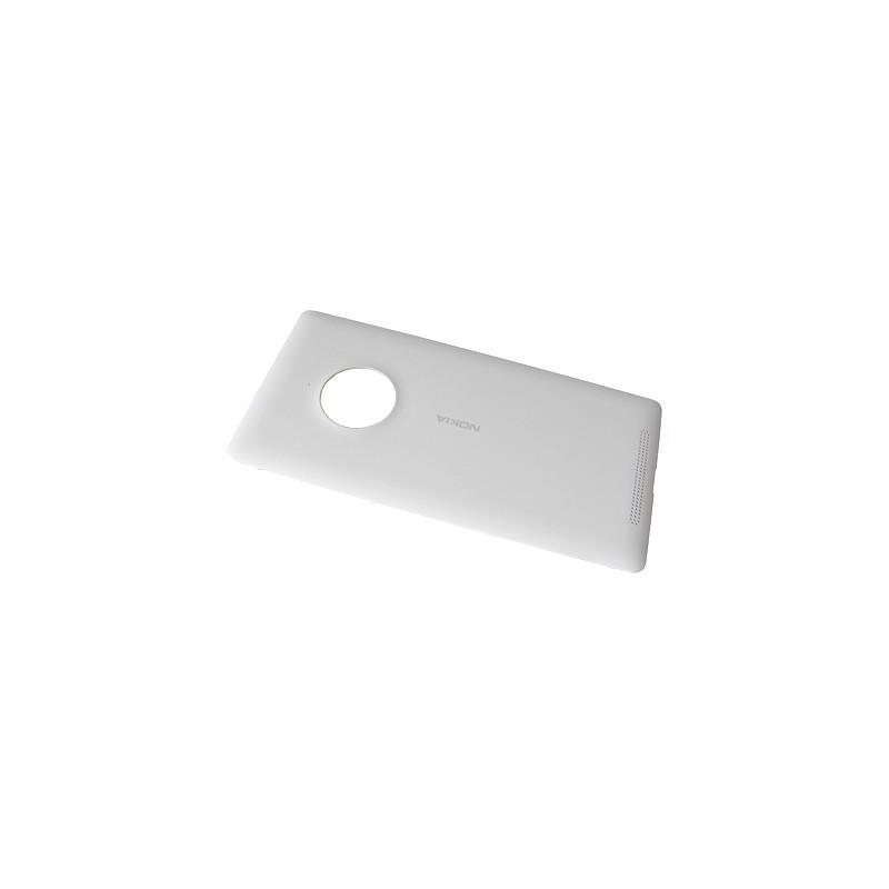 Coque arrière BLANCHE pour Nokia Lumia 830 photo 2