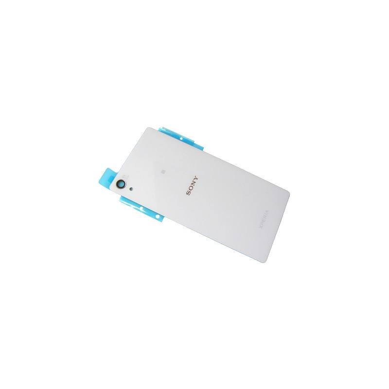 Vitre arrière blanche pour Sony Xperia Z2 photo 2
