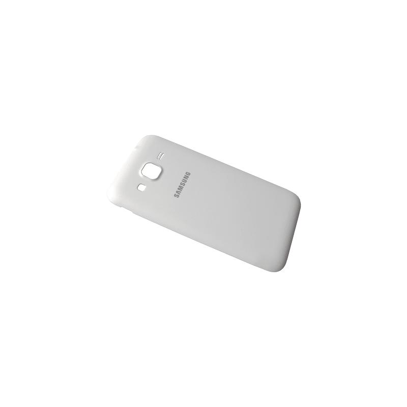 Coque arrière BLANCHE pour Samsung Galaxy Core Prime / Prime duos photo 2