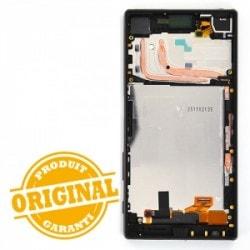 Bloc Ecran Or avec châssis pour Sony Xperia Z5 photo 3