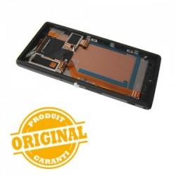 Bloc écran Noir complet pour Sony Xperia M2 Aqua photo 3