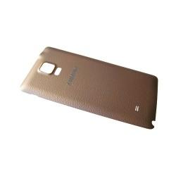 Coque arrière GOLD pour Samsung Galaxy Note 4 photo 2