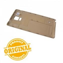 Coque arrière GOLD pour Samsung Galaxy Note 4 photo 3