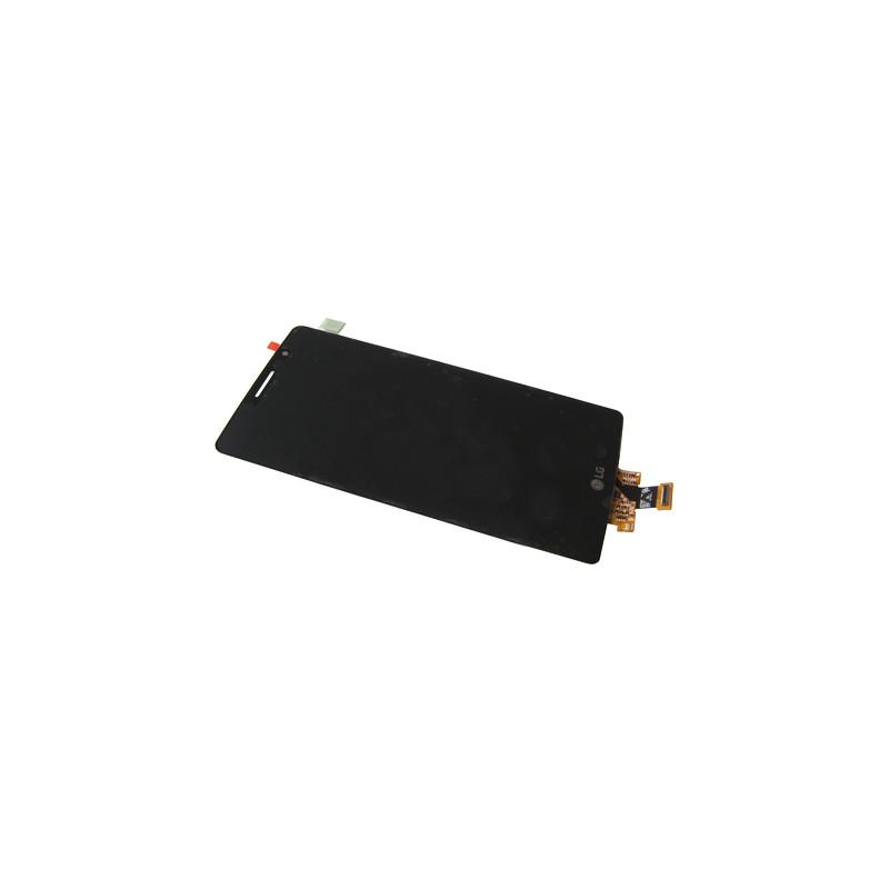 Ecran noir avec vitre et LCD prémontés pour LG G4 Stylus photo 2