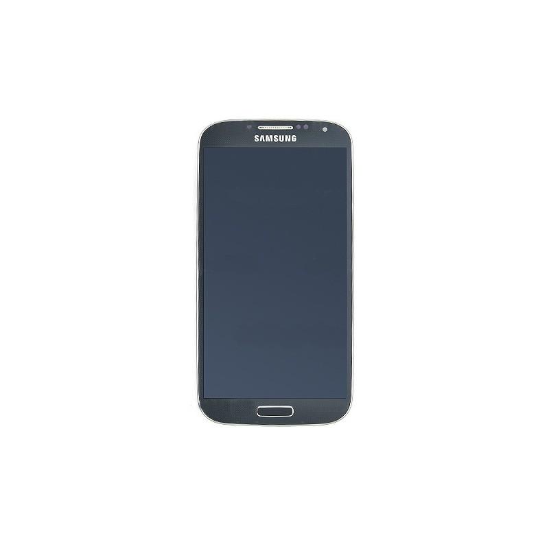 Ecran NOIR COMPLET avec châssis pour Samsung Galaxy S4 Value Edition photo 2