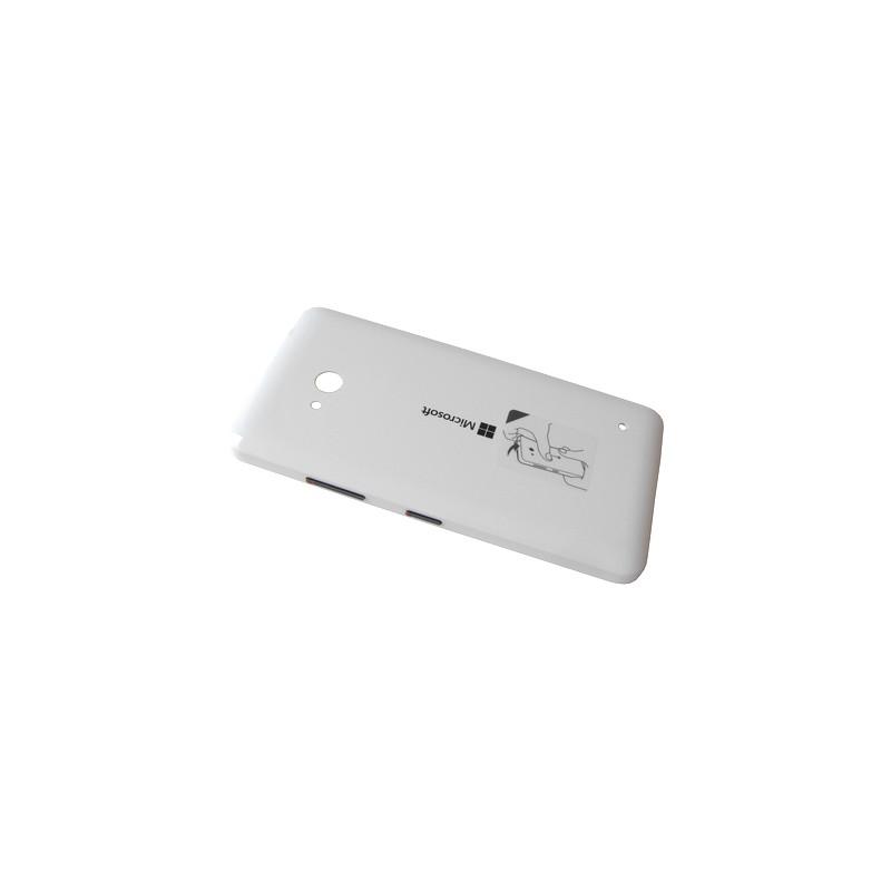 Coque Arrière BLANCHE pour Microsoft Lumia 640 et 640 Dual SIM photo 2