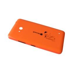 Coque arrière ORANGE pour Microsoft Lumia 640 et 640 Dual SIM photo 2