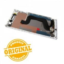 Bloc écran blanc prémonté sur châssis pour Sony Xperia E3 photo 3