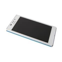 Bloc écran Blanc complet pour Sony Xperia M2 Aqua photo 2