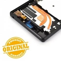 Bloc Ecran avec châssis pour Sony Xperia Z5 Premium Noir photo 5