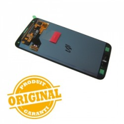 Bloc Ecran NOIR avec vitre et LCD prémontés pour Samsung Galaxy S5 NEO photo 3