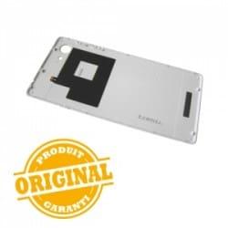 Coque Arrière BLANCHE pour Sony Xperia E3 photo 3