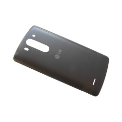 Coque arrière NOIRE pour LG G3S photo 2