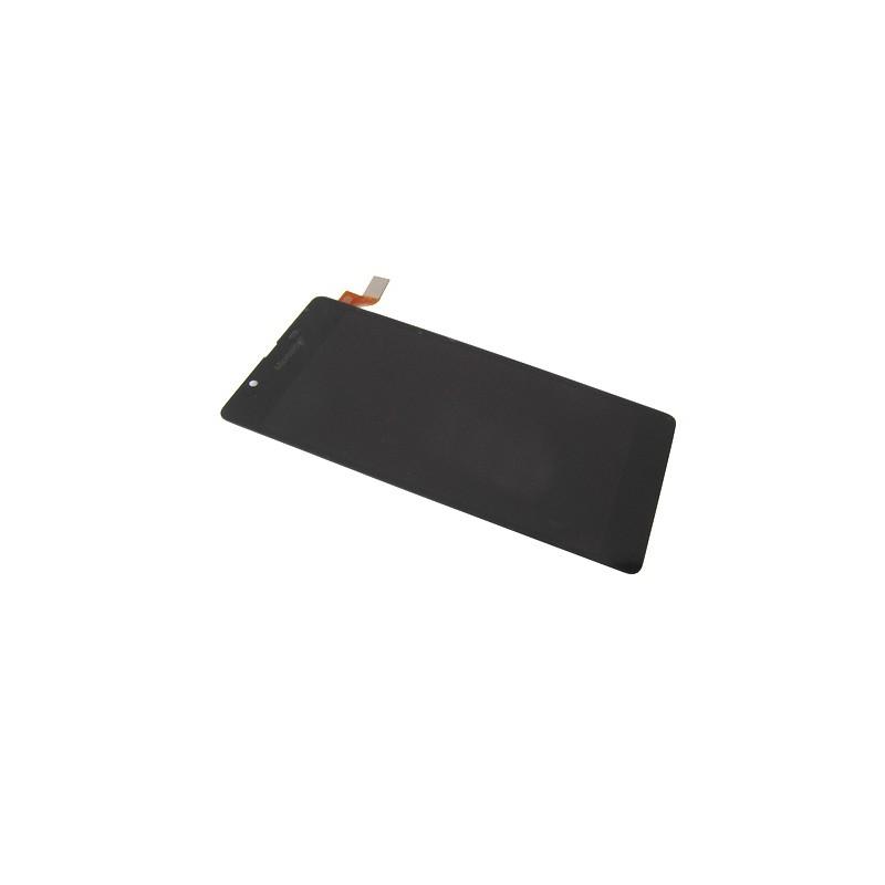 Ecran NOIR avec vitre et LCD pour Microsoft Lumia 540 Dual Sim photo 2