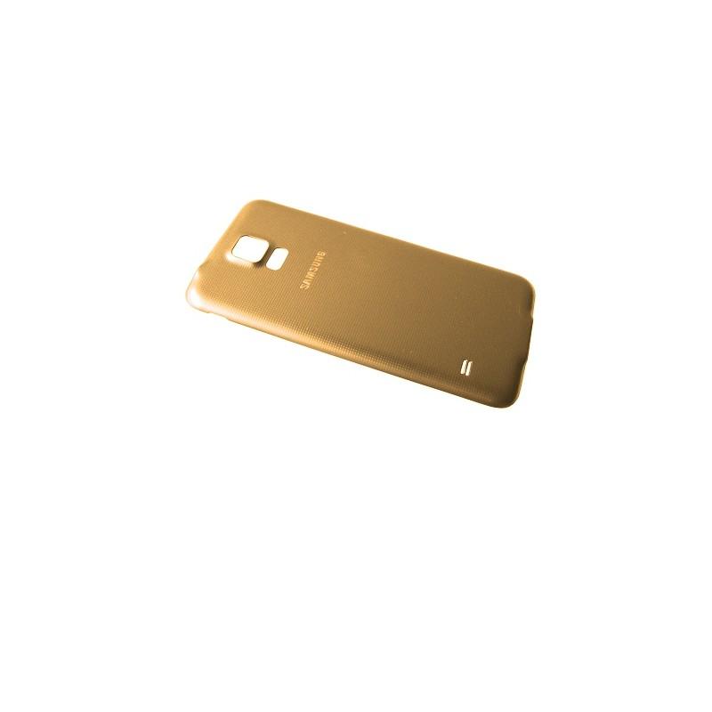 Coque Arrière GOLD pour Samsung Galaxy S5 Neo photo 2