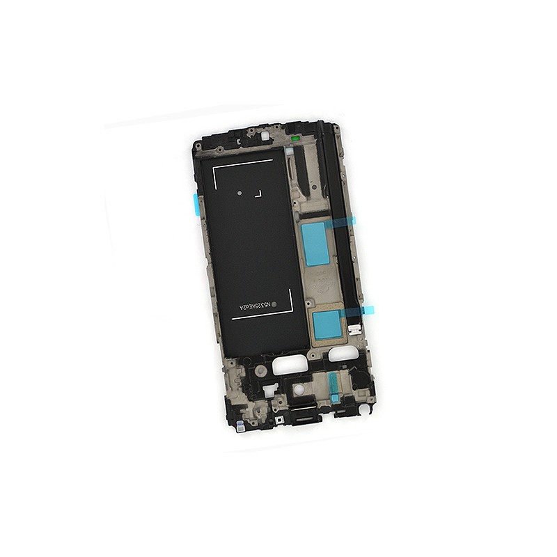 Chassis Intermédiaire BLANC pour Samsung Galaxy Note 4 photo 2