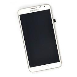 Ecran BLANC complet pour Samsung Galaxy Note 3 NEO LTE photo 2