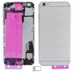 Coque arrière Gris Sidéral pour iPhone 6 Plus complète photo 2